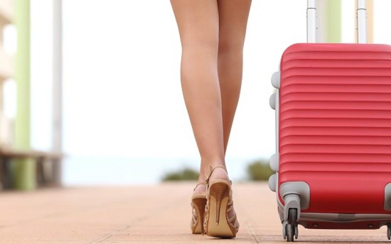 Las mujeres también viajamos solas!