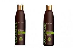 Kativa presenta su línea capilar Macadamia