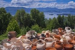 Expopitrén, la muestra que rescata la tradición alfarera mapuche