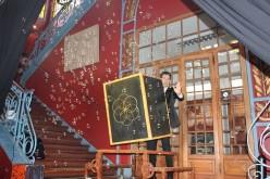 Jean Paul Olhaberry se convierte en el primer Embajador de Museo Artequin