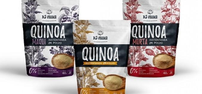 Ki-Nua, el nuevo súper alimento en polvo 100% chileno, rico y saludable