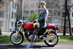 Los amantes de las motos se visten de gala por una buena causa