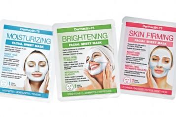 Nuevas máscaras faciales Sally Beauty