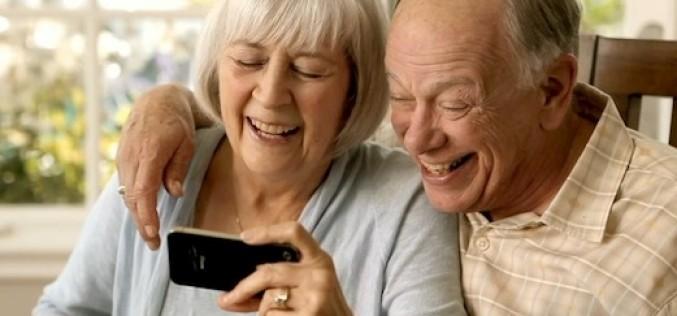 Los abuelos digitales llegaron para quedarse