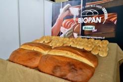 Biopan hizo su estreno en feria para panaderos