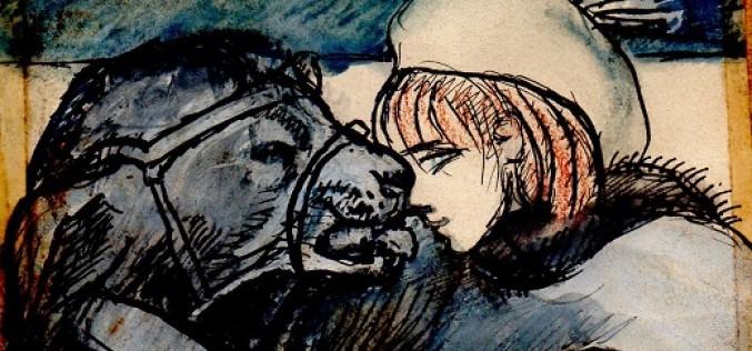 Exponen diarios y dibujos de las hermanas Morla en Las Condes