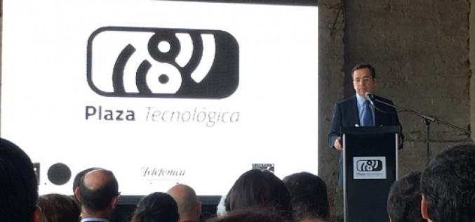 """Primera """"Plaza Tecnológica"""" del país potenciará el desarrollo de soluciones digitales"""
