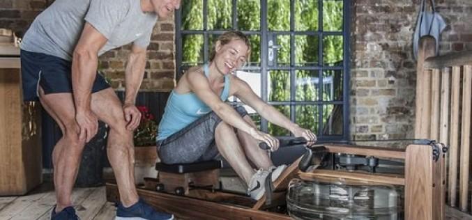Remadoras Indoor, la nueva tendencia de entrenamiento que se abre paso en Chile