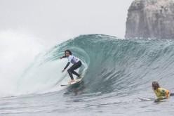 Mujeres surfistas se medirán en Punta Lobos