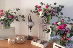 Este año nuevo, adorna tu casa con flores