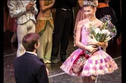Romántico: Bailarín chileno propone matrimonio en Ballet Cascanueces