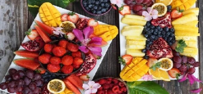 Dieta de los colores: un menú vitamínico especial para el verano