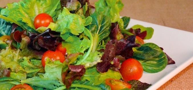 Beneficios de consumir hortalizas orgánicas