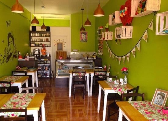 Frida caféw