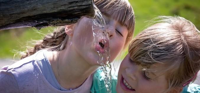 Agua, el mejor aliado para la salud