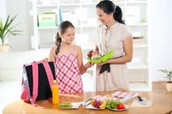 Principales errores que cometen los padres con las colaciones escolares