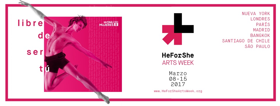 He For She Arts Week