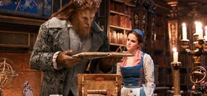 La Bella y la Bestia: un cuento de película