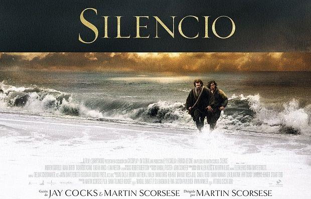 Silencio afiche