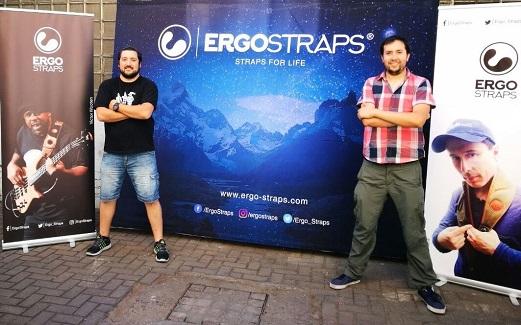 Ergo Straps Creadores