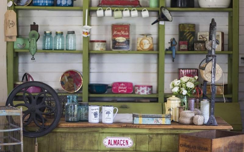 La Verbena Deco: el almacén mágico de Pirque
