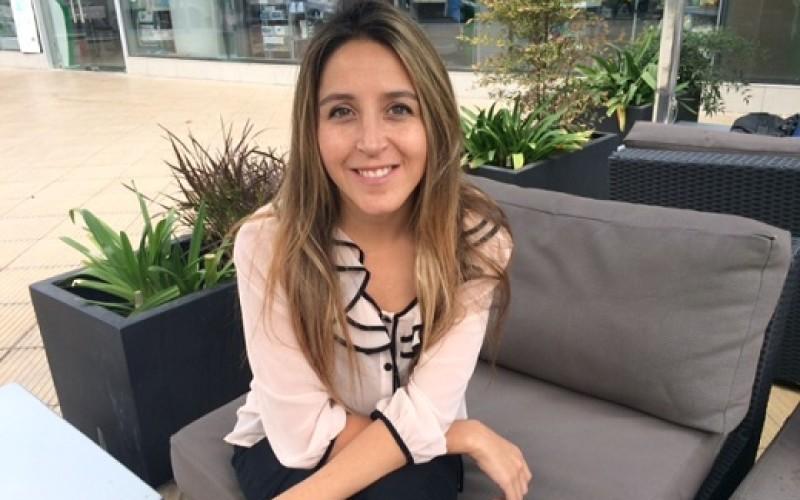 Lorena Gallardo: Las mujeres en lo profesional deben salir de su aislamiento y aprender a venderse