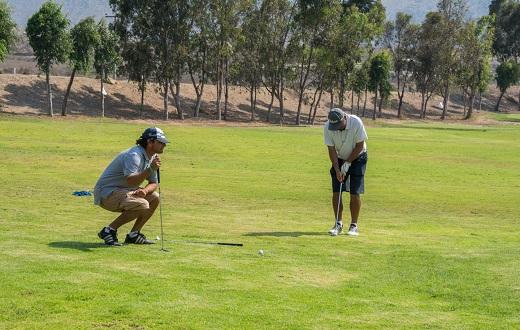 Puerto Venero golf