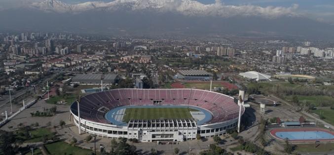 Copa América se exhibirá gratuitamente en Estadio Nacional en el Día del Patrimonio
