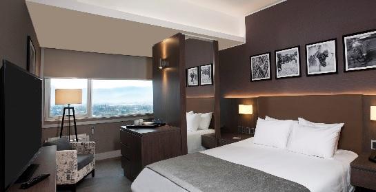 Hotel Manqhuehue_habitación
