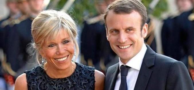 Conoce a Brigitte Trogneux la nueva primera dama de Francia