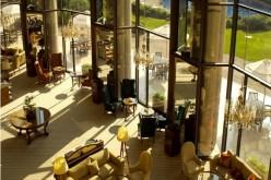 Panoramas de lujo para los padres en Grand Hyatt