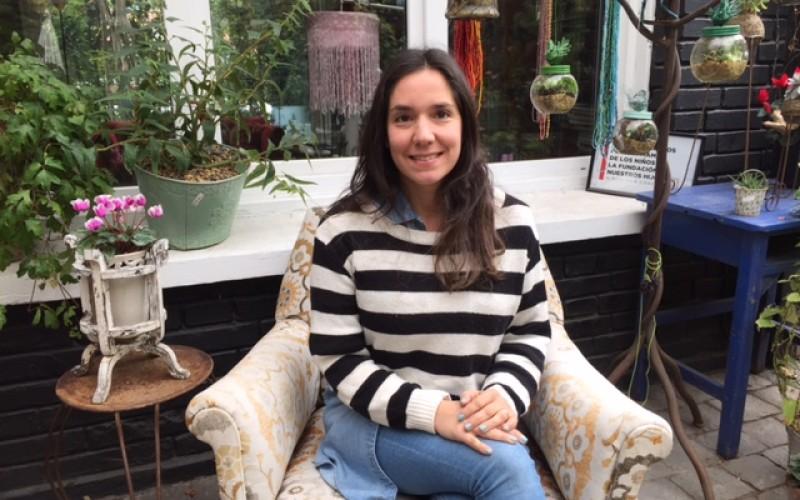 """Daniela Mónaco, dueña de La Pulsería:  """"Si trabajas con pasión el resultado siempre será positivo y dará frutos"""""""