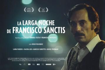La larga noche de Francisco Sanctis: el temor está en el aire