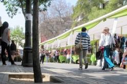 Feria de Emprendimiento en Lastarria pone foco en lo natural