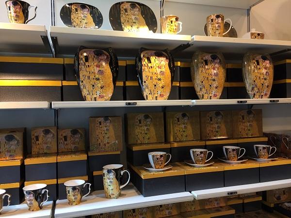 Viena souvenirs Klimt