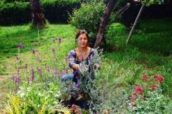 """Daniela Maldonado: """"tengo el sueño que la jardinería y gusto por las plantas sea para todos"""""""