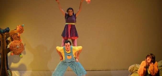 """""""Floresta"""", la obra teatral para la primera infancia"""