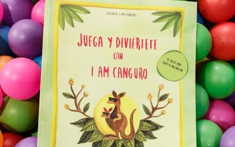 Nace I am Canguro, un libro que recupera el valor del juego
