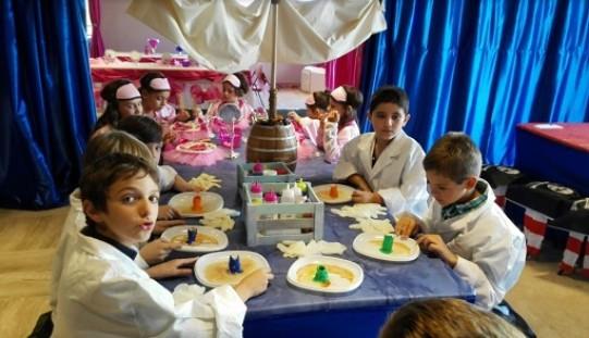 Experiencias científicas: lo nuevo en cumpleaños infantiles