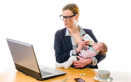 Consejos para volver al trabajo luego del posnatal