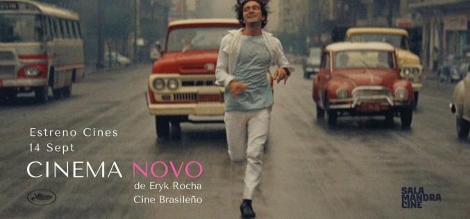 Cinema Novo: El cine que quería cambiar el mundo
