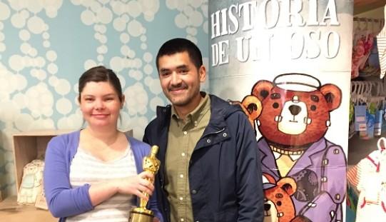 """Gabriel Osorio: """"Historia de un Oso es un hijo, que cuidamos y no queremos que se use en cosas de mala calidad"""""""
