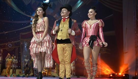 """Exitoso debut de """"Circo Mesteró"""" da inicio a gran gira nacional"""