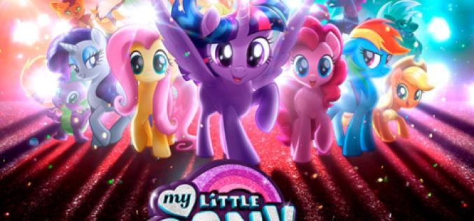 My Little Pony, la película: la pantalla se inunda de colores