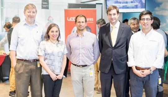 Ingeniero chileno de la Nasa participó en seminario de innovación