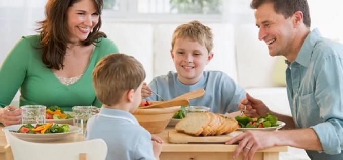 Tres hábitos que forman hijos positivos