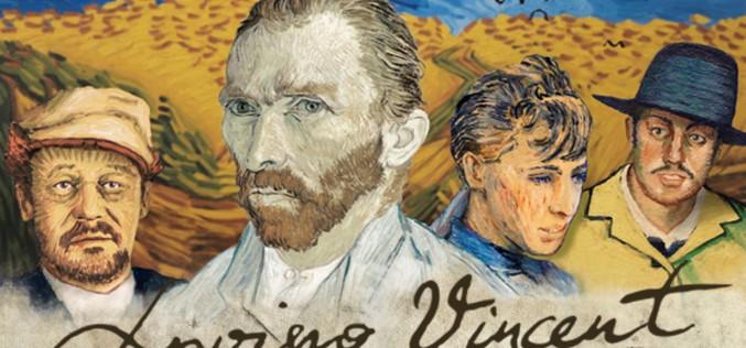 Loving Vicent: La pintura llega al cine