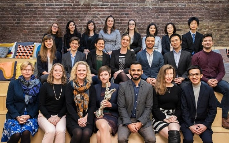 ONG chilena Te Protejo gana premio Lush