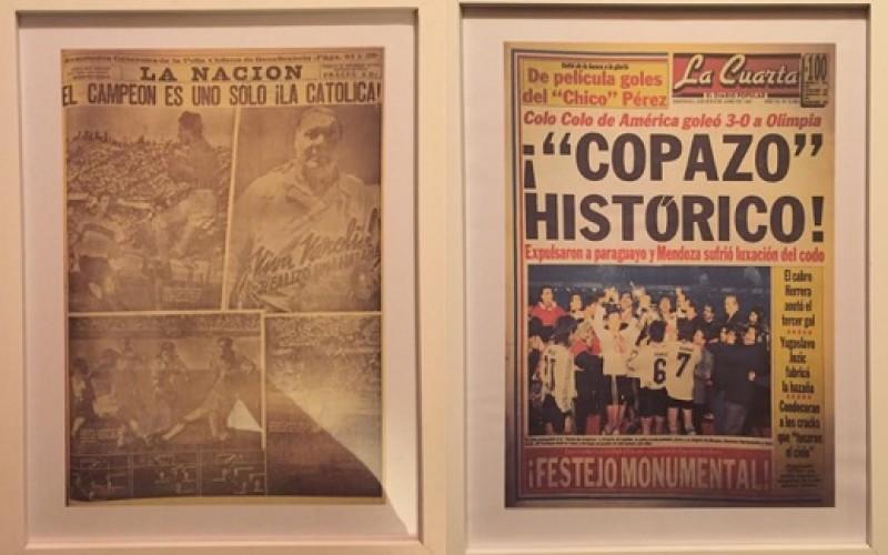 Portadas de periódicos antiguos: un regalo original para esta Navidad