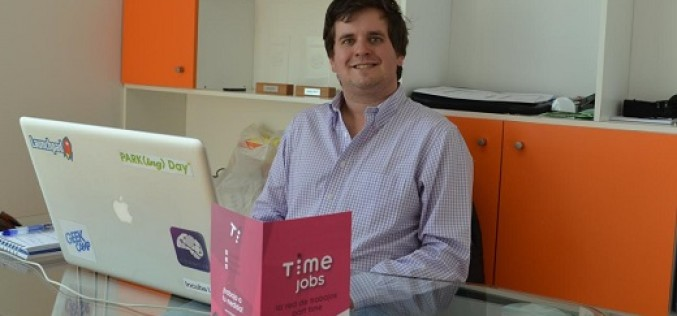 Time Jobs: la primera Red Social para buscar trabajo Part Time